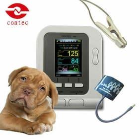 CONTEC08A-VET Digital Blood Pressure Monitor,Veterinary / Animal NIBP+SPO2 Probe