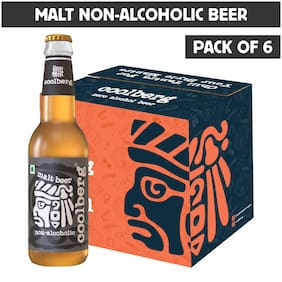 Coolberg Malt Non Alcoholic Beer  330ml (Pack of 6)