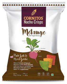 Cornitos Nachos - Melange 70 gm