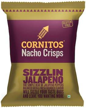 Cornitos Nacho Crisps - Sizzlin Jalapeno 60 g