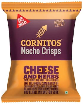 Cornitos Nacho Crisps - Cheese & Herbs 60 g