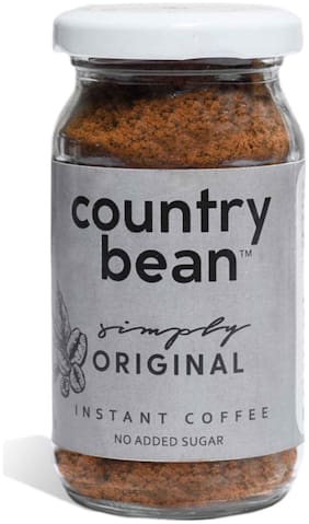 Country Bean Original Flavoured Instant Coffee,60g