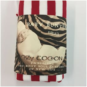COZY COCOON BABY SWADDLE BUNTING NEW