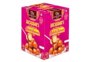 Crave Eatables Bachubhai's Gulab Jamun 1 Kg (Pack Of 1)
