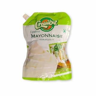 Creamooz Eggless Mayonnaise 875 g (Pack of 2)