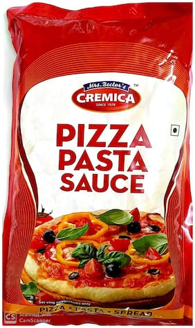 Cremica Pizza Pasta Sauce 1 kg (Pack of 1)