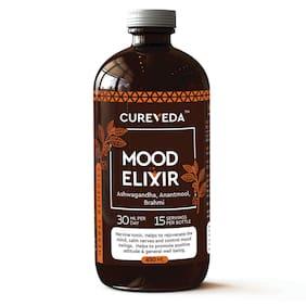 Cureveda Mood Elixir Liquid (450ml)