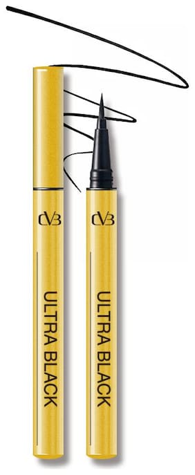 CVB Paris Ultra Black Eyeliner Golden Pen 3 g