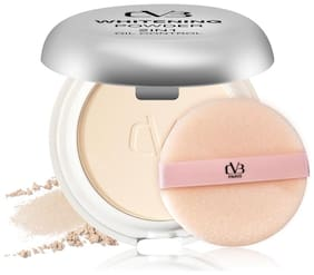 CVB Paris Whitening Oil Control 2in1 Compact Powder 16g