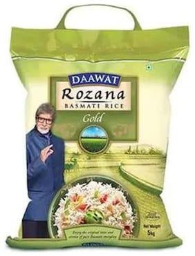 Daawat  Basmati Rice - Rozana Gold 5 kg