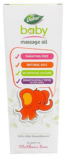 Dabur Baby Massage Oil - Olive Badam 200 ml