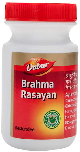 Dabur Brahm Rasayan - 250g (Pack of 2)