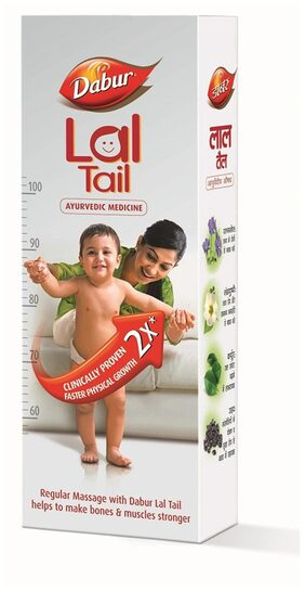 Dabur Lal Tail - 500 ml