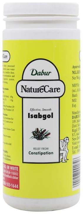 Dabur Nature Care Isabgol 375 g
