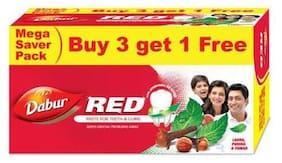 Dabur Red Ayurvedic Toothpaste 200 g