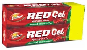 Dabur Toothpaste - Red Gel  Combo Pack 150 g