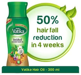 Dabur Vatika - Enriched Coconut Hair Oil 300 ml