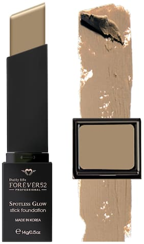 Daily Life Forever52 Spotlight Glow Lightweight Long Lasting Foundation Stick SGS004 (14g)