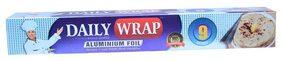 Daily wrap Aluminium Foil - 9 m