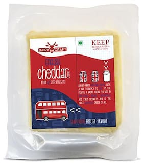 Dairy Craft Cheddar - English 200gm