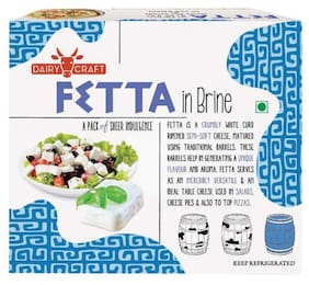 Dairy Craft Feta Cheese - In Brine 400 g