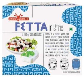 Dairy Craft Feta Cheese - In Brine 400 gm