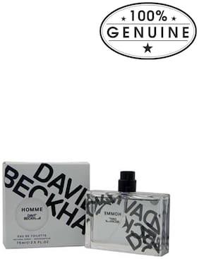 David Beckham Homme Edt 75 ml