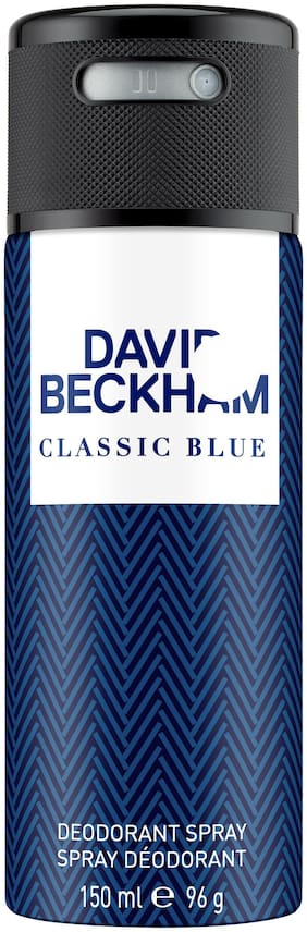 David Beckham Classic Blue Deo (New) 150ml