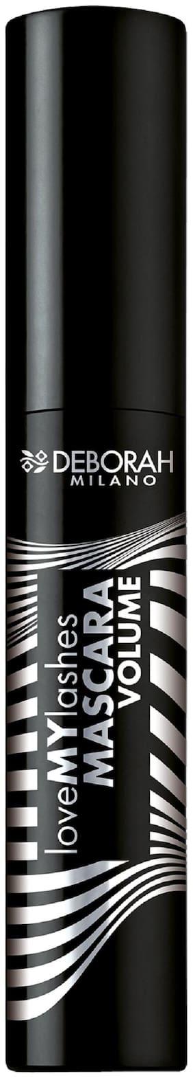 Deborah Milano LOVE MY LASHES Mascara - Volume - Black 13ml