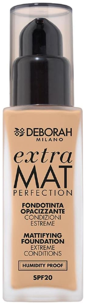 Deborah Milano EXTRA MAT PERFECTION Foundation - 3 SAND