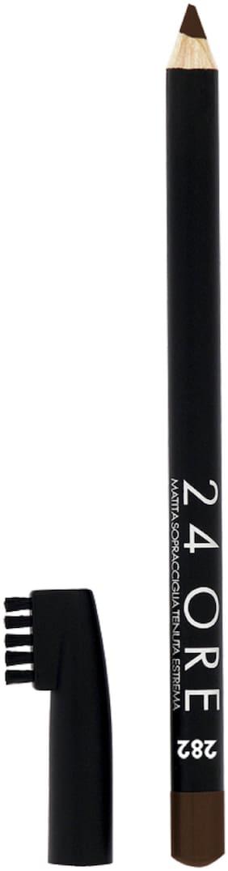 Deborah Milano 24ORE Eyebrow Pencil - 282 Brown 1g