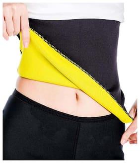 Deemark Unisex Hot Slimming Shaper Belt (XL) for Weight Loss-XL