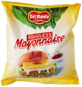 Del Monte Eggless Mayonnaise 1 kg (Pack of 1)