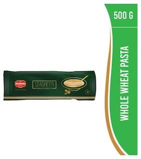 Del Monte Whole Wheat Pasta - Spaghetti 500 g