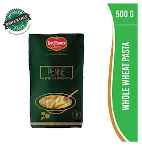 Del Monte Whole Wheat Gourmet Pasta - Penne 500 g
