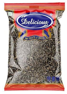 Delicious Black Cumin Seeds 20g(Pack of 4)