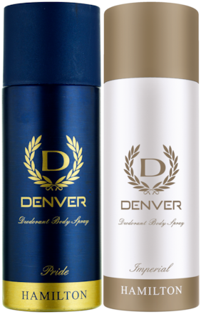 Denver Pride And Imperial Deo Combo (Pack of 2)