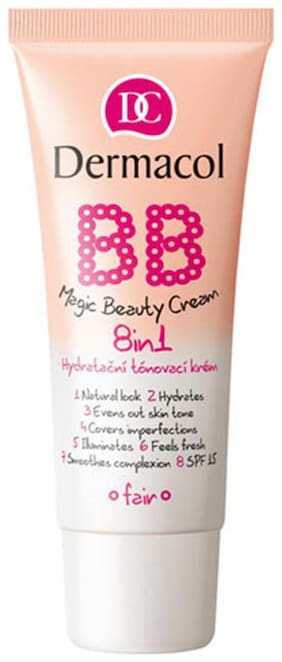 Dermacol Bb Magic Beauty Cream 8In Fair-25pcs 30ml