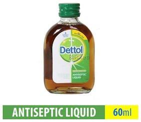 Dettol Antiseptic Liquid - Germ Protection 60 Ml