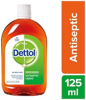 Dettol Antiseptic Liquid - Germ Protection 125 ml
