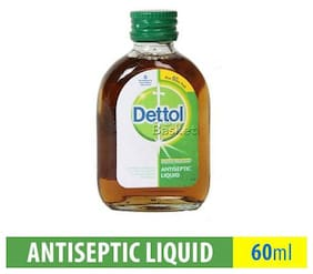 Dettol Antiseptic Liquid - Germ Protection 60 ml
