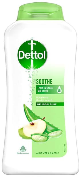 Dettol Body Wash and shower gel;Soothe - 250ml