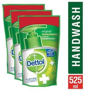 Dettol Hand Wash Liquid Refill - Original 525 g