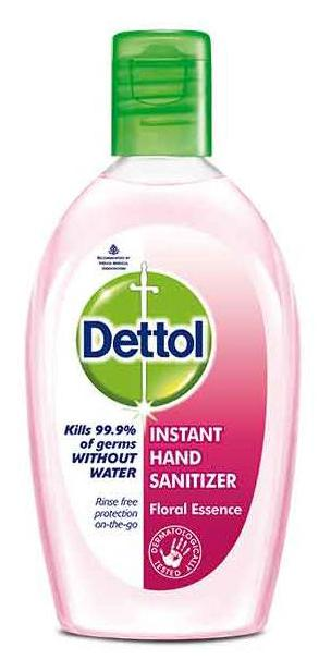 check out c5fb0 49541 Buy Dettol Instant Hand Sanitizer Floral Essence - 50 ml Online at Low  Prices in India - Paytmmall.com