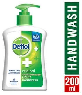 Dettol Liquid Handwash Pump - Germ Protection  Original 200 Ml
