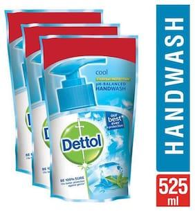Dettol Liquid Hand Wash Refill - Cool 175 ml