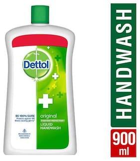 Dettol Liquid Handwash - Germ Protection  Original  Refill Jar 900 ml