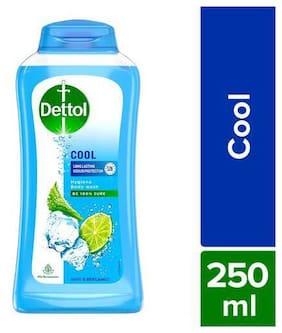 Dettol Mint & Bergamot Body Wash & Shower Gel - Cool 250 ml