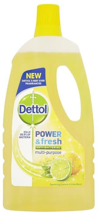 Dettol Power & Fresh Floor Cleaner 1 L (Pack of 1)