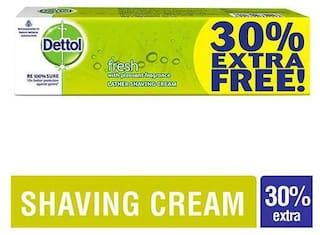 Dettol Shaving Cream - Germ Protection  Fresh 78 g